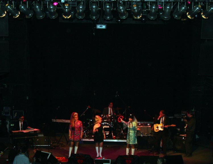 The Fabulettes at the 9:30 Club